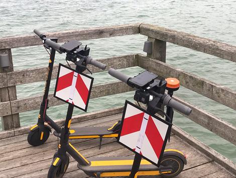 ASPEN e-scooters